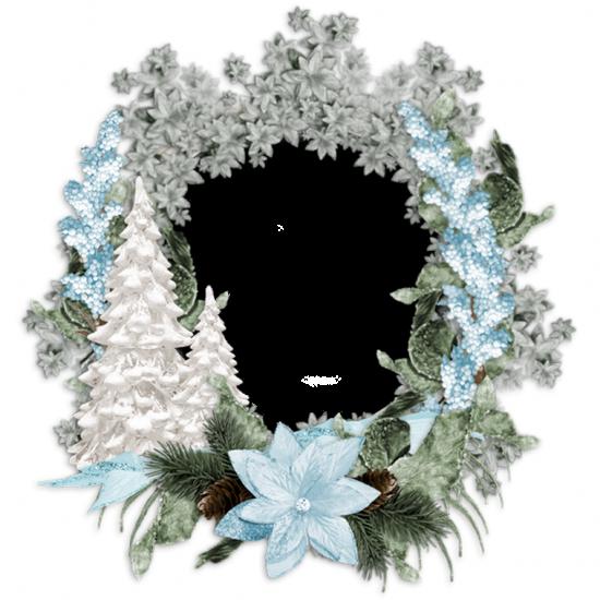 Рамка для фото онлайн - Цветочная композиция