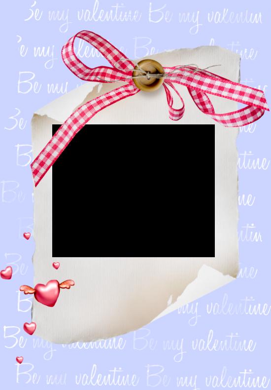 Рамка для фото онлайн - Ты мой Валентин