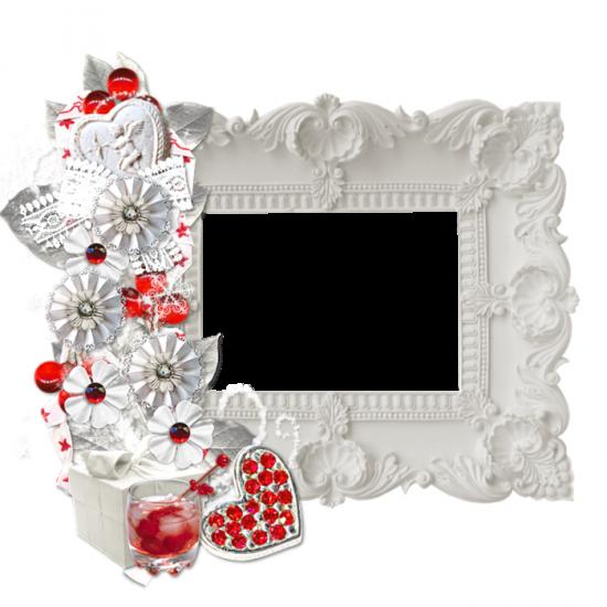 Рамка для фото онлайн - Угощения для любимой