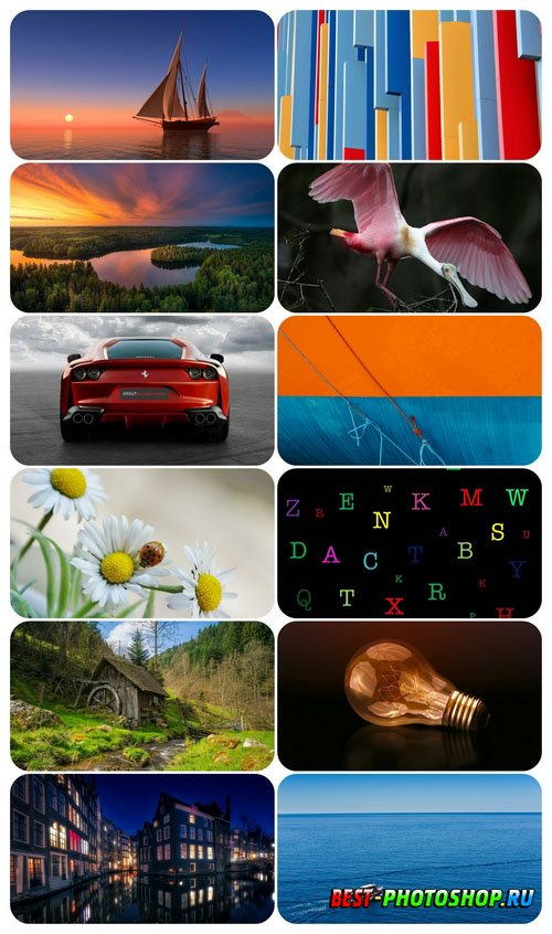 Beautiful Mixed Wallpapers Pack 917