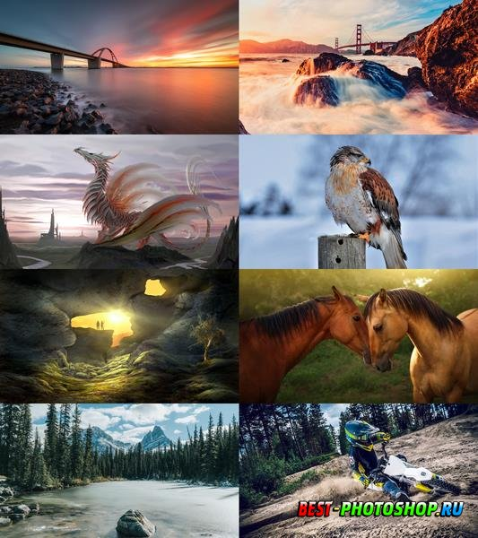 Wallpapers Mix №844