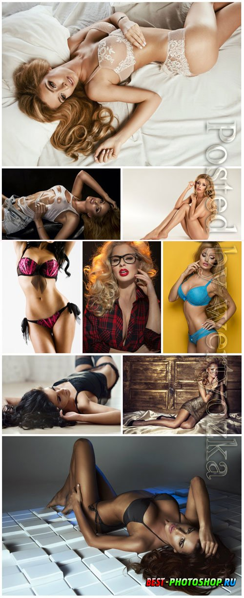 Women in lingerie, pretty girls vol 20