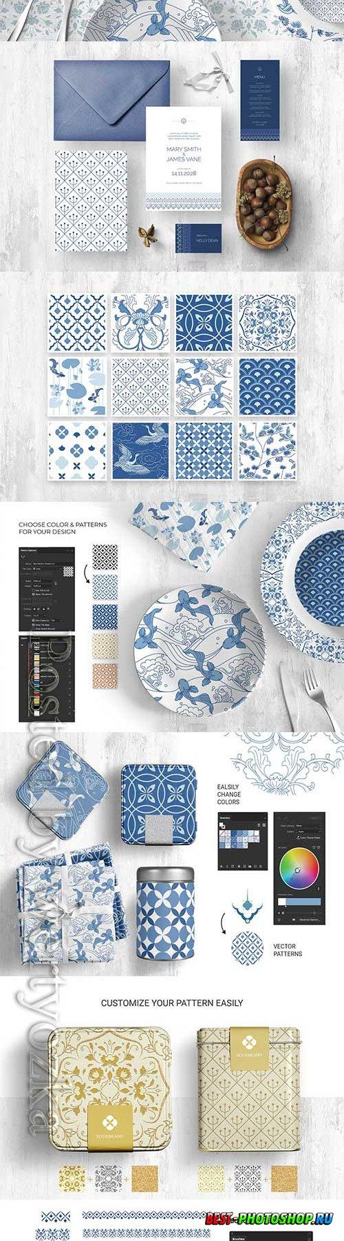 Chinese Ceramic Patterns