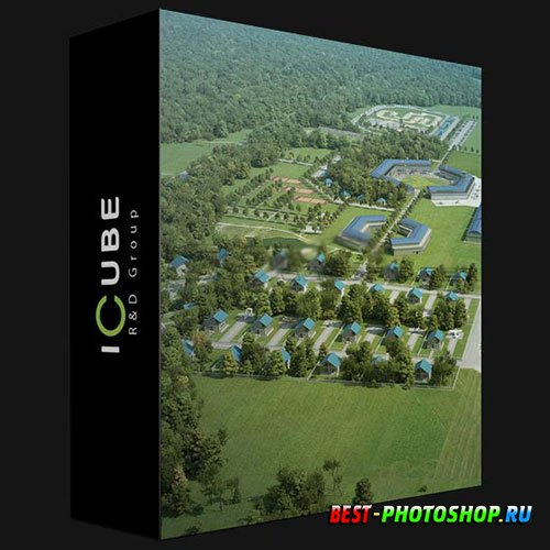 MultiScatter 1.623 for 3ds Max 2021 - 2022 Win x64