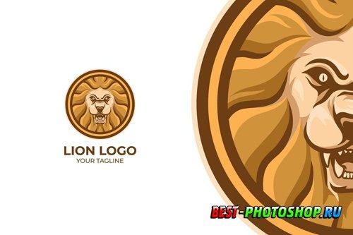 Lion Mascot Logo VOL 2 design templates