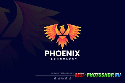 Phoenix vol 2 Gradient Logo