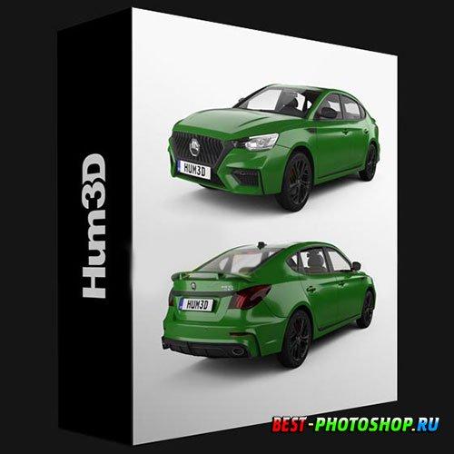 HUM3D - MG 6 2021 3D MODEL
